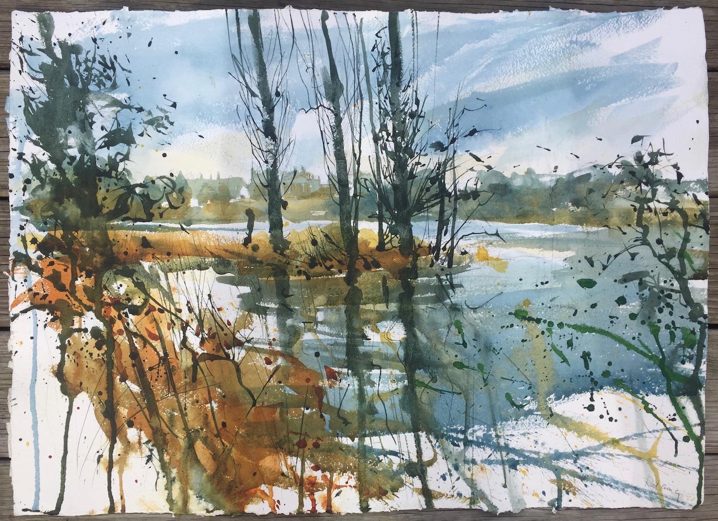 the_winter_lake